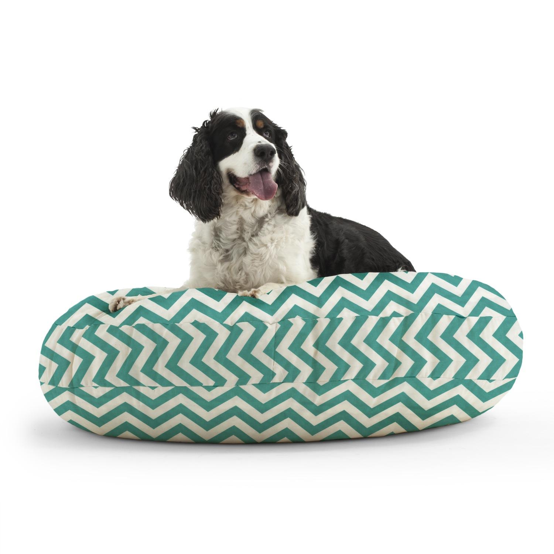 <center>Round WUF FUF Pet Bed</center>