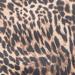 Leopard Gabardine