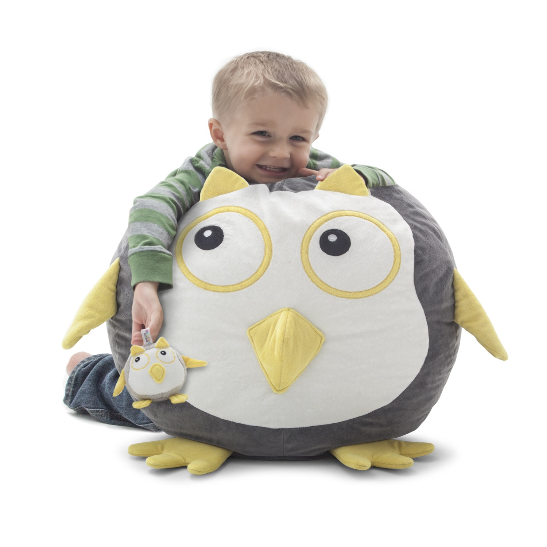 <center>Oscar the Owl</center>
