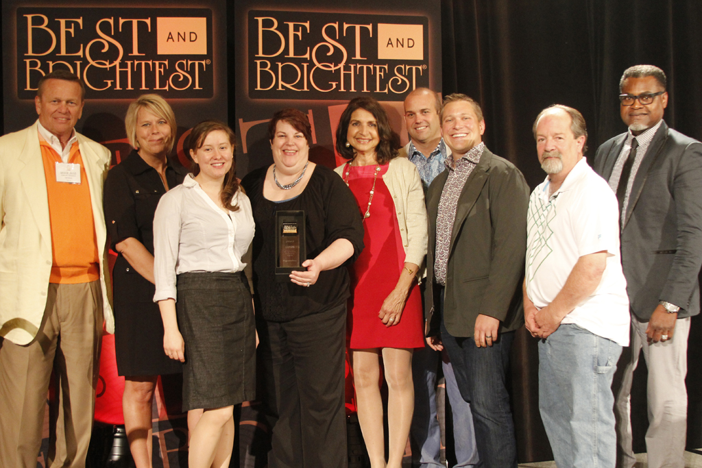 Best And Brightest Company To Work For Award Winner