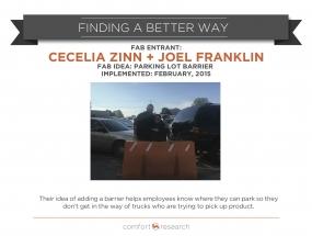 Cecelia Zinn + Joel Franklin