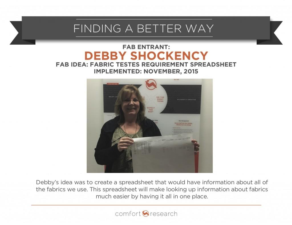 Debby Shockency