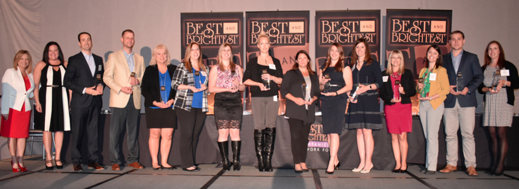 Best & Brightest Award Nominees