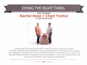 Cheri Trotter + Rachel Rose