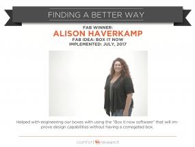 Alison Haverkamp