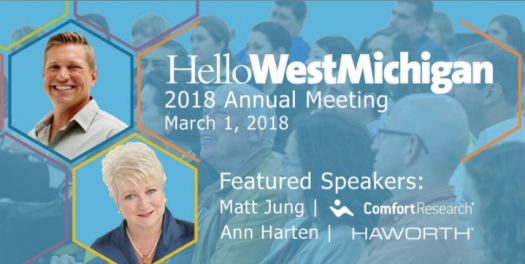Hello West Michigan Annual Meeting