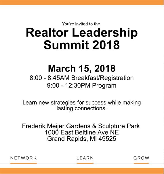 Realtor Leadership Summit 208